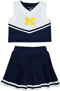 Creative Knitwear University of Michigan Block M 2 Piece Cheerleader Dress 5e7a125a4
