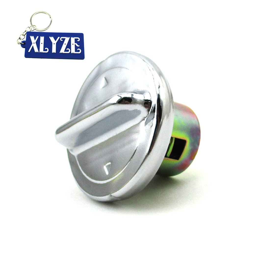 Gas Fuel Cap For Metal Tank 50 110 150 200 250cc ATV Quad 4Wheeler Go Kart Buggy