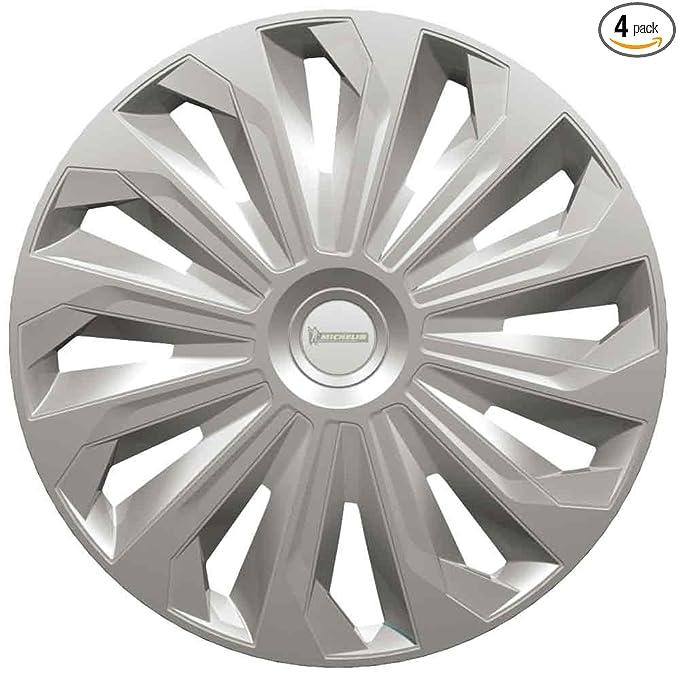 Amazon.com: MICHELIN 009126 Wheel Trims, Grey, 14