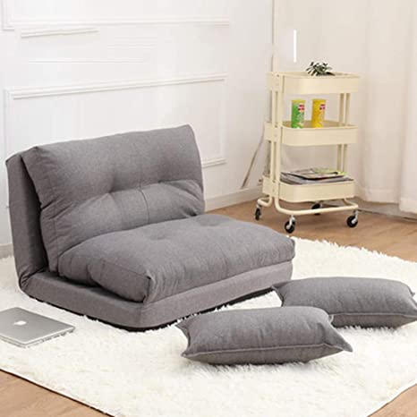 Fine Amazon Com Wswqwl Lazy Couch Folding Single Small Apartment Machost Co Dining Chair Design Ideas Machostcouk