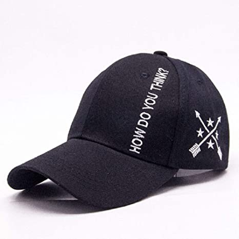 Fashion Baseball Cap Men Women Embroidery Letters Simple Style Outdoor Sports Male Female Baseball Hat