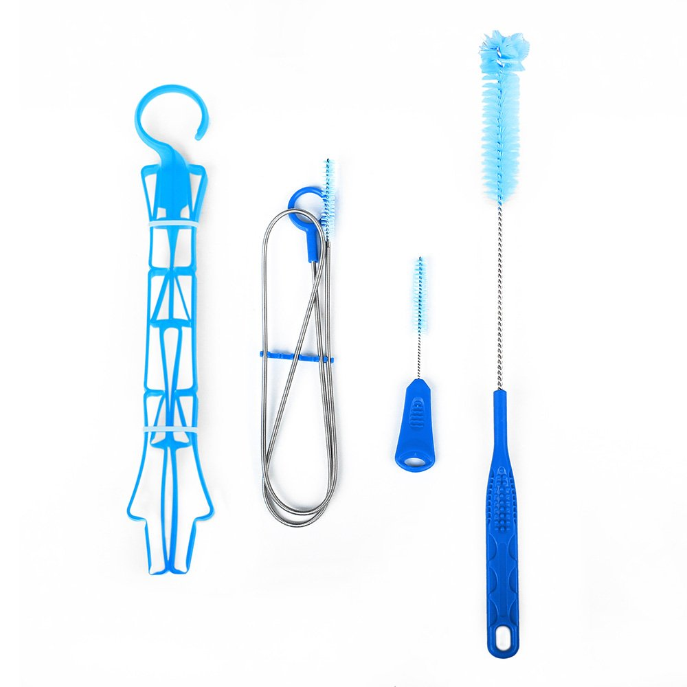 Phonetone Water Hydration Bladder Tube Cleaner Brushes Tube Cleaning Kit