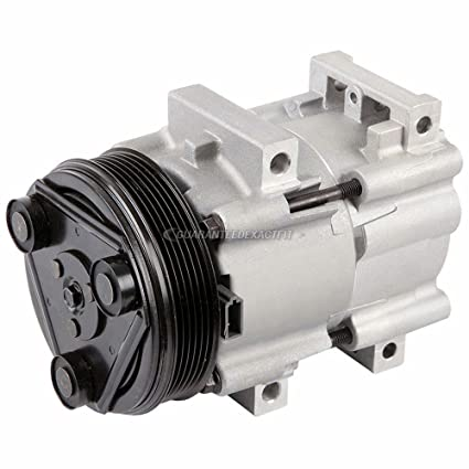 Amazon.com: AC Compressor & A/C Clutch For Ford Focus Zetec 2003 2004 - BuyAutoParts 60-01890NA NEW: Automotive
