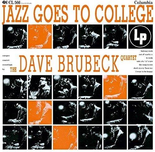 Vinilo : Dave Brubeck - Jazz Goes To College (Holland - Import)