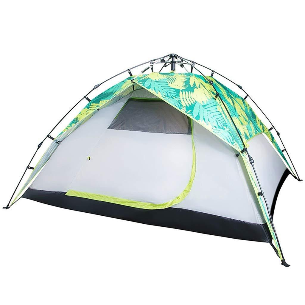代引き人気 普及したテント3-4人の屋外のテント、自動二重デッカーのテント B07P41J5YL B07P41J5YL, xxstandard:453876f5 --- ciadaterra.com