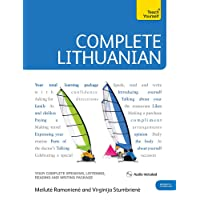 Complete Lithuanian Beginner to Intermediate Course: (Book and audio support) (Teach Yourself)