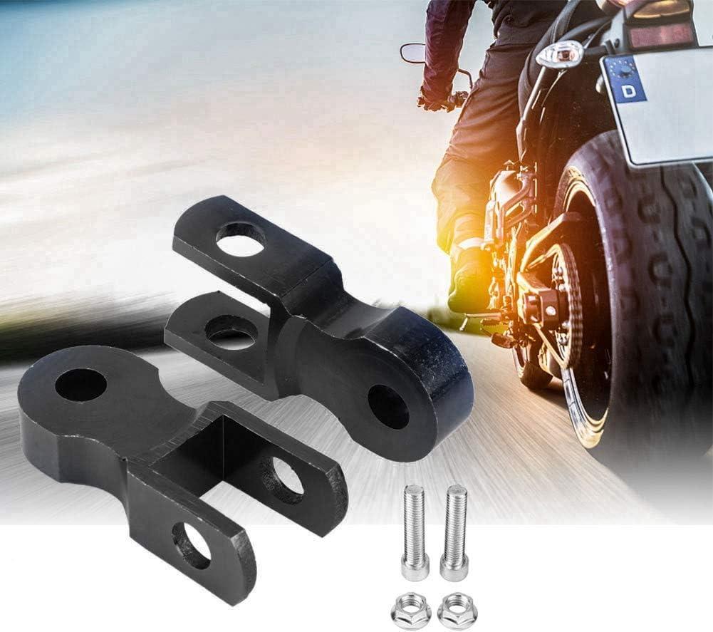 Details about  /2X Motorrad Stoßdämpfer Höhe Verlängerung Riser für ATV Quad Four Wheeler #2