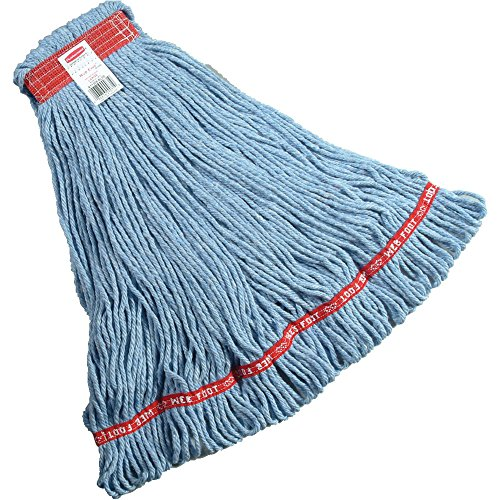 Rubbermaid Commercial Products Wet Mop, String, Loop, 1