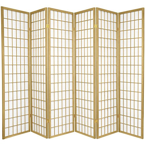 6 panel room dividers - 7
