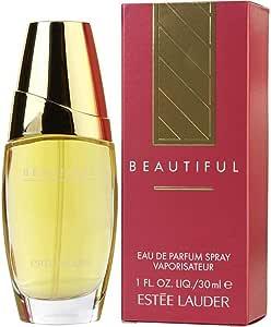 Estee Lauder Beautiful Eau De Parfum Spray 1.0 Ounce / 30 Ml for Women by Estee Lauder, 118 Milliliter