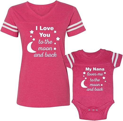 My Nana in Texas Loves Me Toddler//Kids Sporty T-Shirt