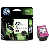 【Amazon.co.jp 限定】HP 62XL インクカートリッジ カラー(増量)