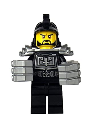 with Gorilla Fists LEGO® Ninjago Minifig Karlof