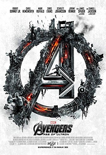 The Avengers Age of Ultron Promo 11 x 17 Poster Lithograph (Marvel Avengers Lithograph)