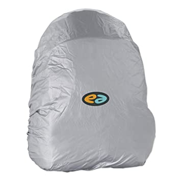 Take it Easy - Funda impermeable para mochila, color plateado: Amazon.es: Equipaje