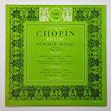 Guiomar Novaes, Pianist: A Chopin Recital - Programme: Scherzo No. 3, Berceuse, Waltz No. 6, Impromptu No. 2 / Intermission: Etude No. 3, Nocturne No. 5, Fantasie