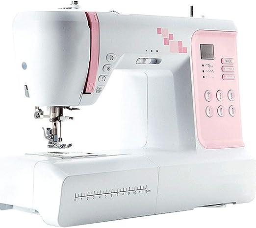 Máquina de coser portátil eléctrica de 80 puntadas Mini máquina de ...