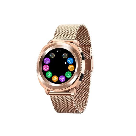 Amazon.com: L2 Smart Watch MTK2502 Smartwatch IP68 ...