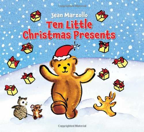 Ten Little Christmas Presents (Best Selling Christmas Presents)