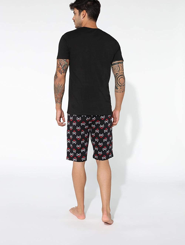 TEZENIS Homme Pyjama Court Homme /à Imprim/é Pirates