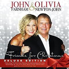 John Farnham, Olivia Newton-John Baby, It's Cold Outside cover
