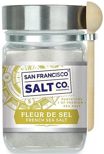 San Francisco Salt Company Fleur de Sel de Guérande