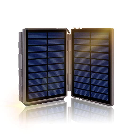 Amazon.com: Bolyguard - Cargador solar para cámaras de ...