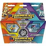 Pokemon XY Trainer Kit-Pikachu Libre and Suicine