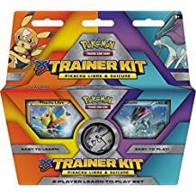 Pokemon XY Trainer Kit-Pikachu Libre and Suicine