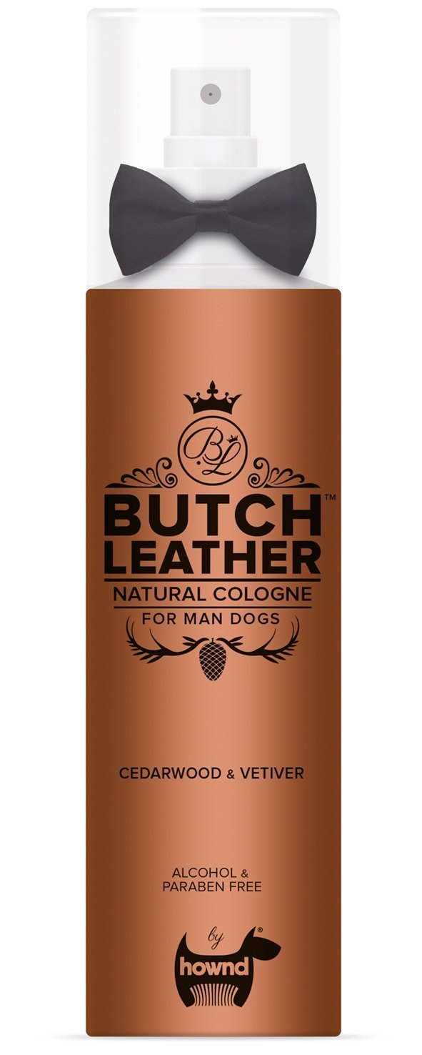 HOWND Butch Leather Natural Cologne for Dogs