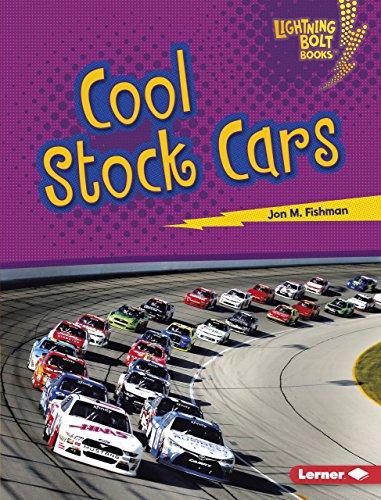 Lightning Stock - Cool Stock Cars (Lightning Bolt Books)