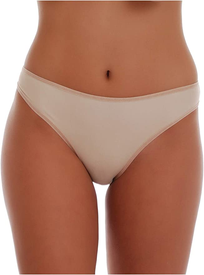 Classic Microfiber High-cut Briefs Panties S M L XL 2XL 3XL Tiara Galiano 115 EU