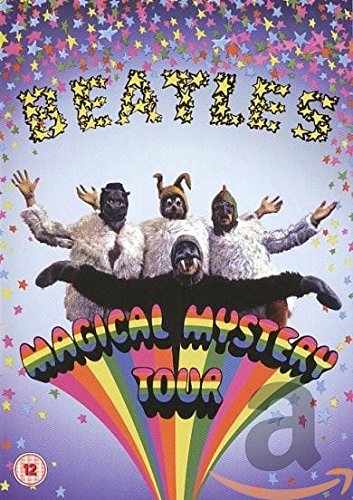The Beatles: Magical Mystery Tour by Capitol