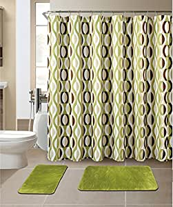 Amazon All American Collection New 15 Piece Bathroom