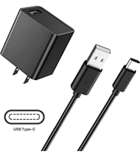 Google Pixel 3 Fast Turbo Quick Charge Wall Charger with Type-C (USB-