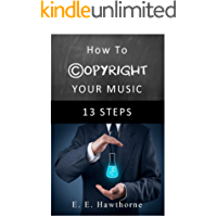How To Copyright Your Music book cover