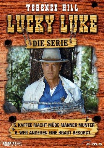 Lucky Luke - Die Serie: Episode 5+6 [Alemania] [DVD]: Amazon ...