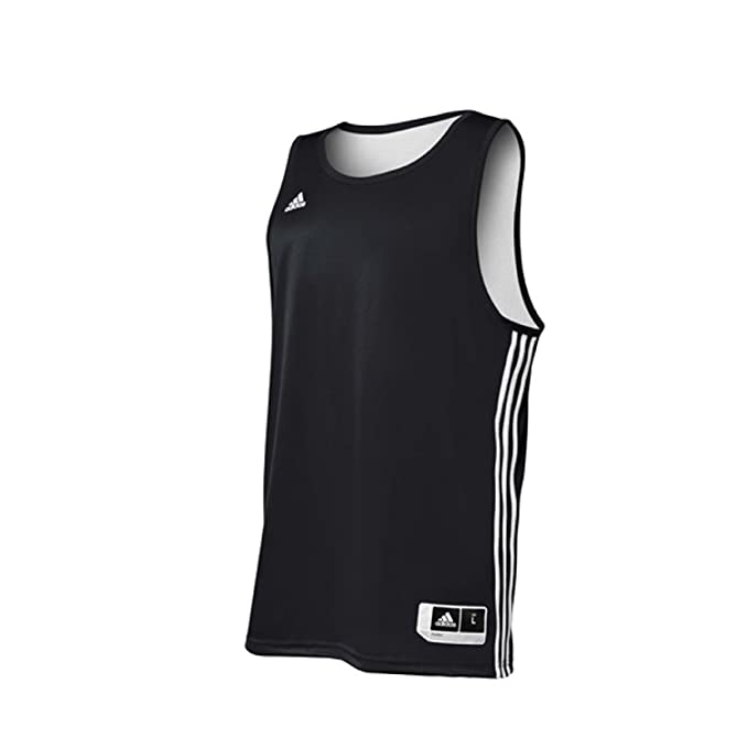 b2e6bf172dd Amazon.com: adidas Mens Reversible Basketball Practice Jersey ...