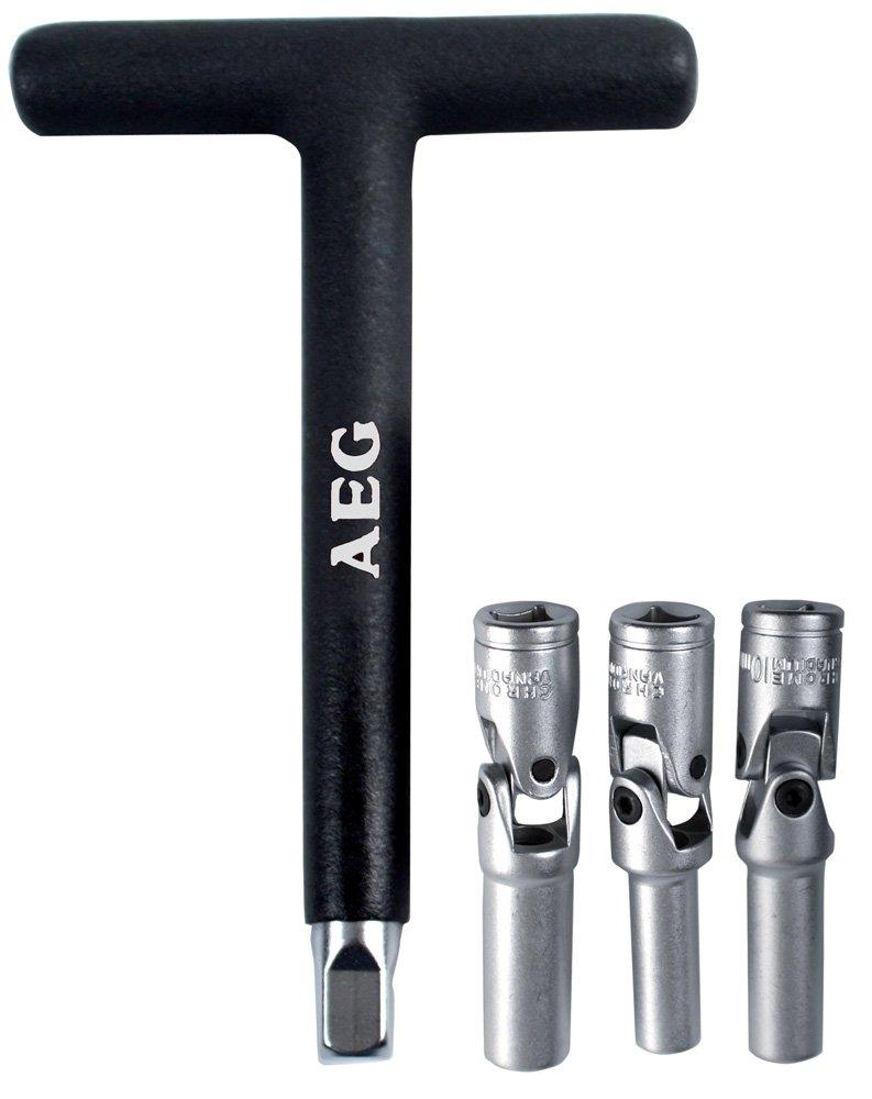 AEG 005001 Clé à Bougie Diesel 8-10-12 mm IMPEX SAS