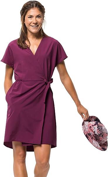 Jack Wolfskin Damen Kleid Victoria: : Bekleidung
