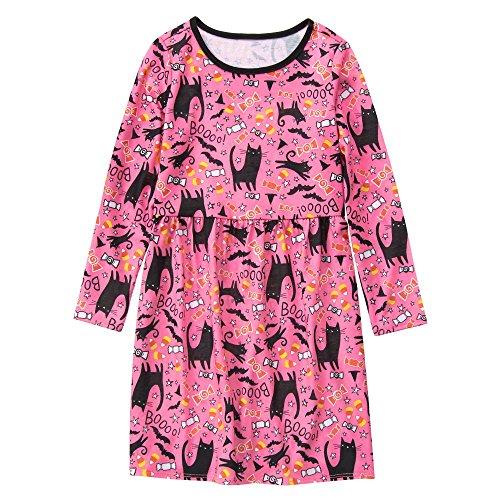 Gymboree Big Girls' Nightgown, Multi, M