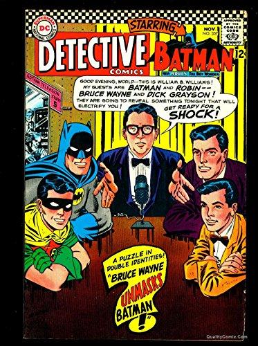 Detective Comics #357 FN+ 6.5