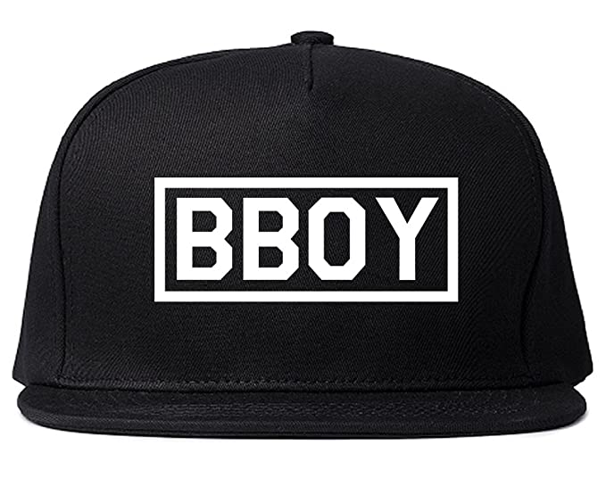 Bboy Breakdancing Snapback Hat Cap Black at Amazon Men s Clothing store  f72d7a3eb10