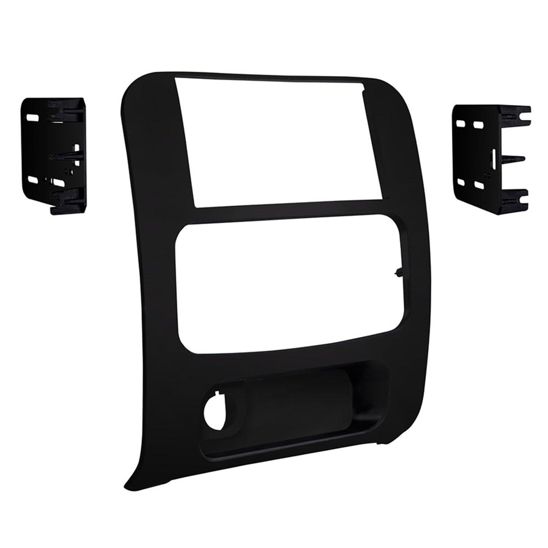 Amazon.com: Metra 95-6524B Dash Kit for 2002-2007 Jeep Liberty (Black): Car  Electronics