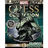Marvel Chess Figure & Magazine #72: Jackal (Black Bishop)