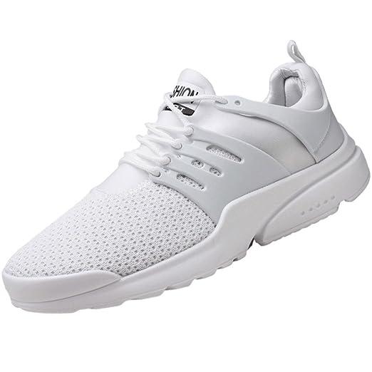 Zapatos Hombre,Los hombres zapatillas de moda beathable malla zapatillas zapatos de encaje-up