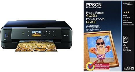 Epson Expression Premium XP-900, C11CF54402 + Papel fotográfico ...