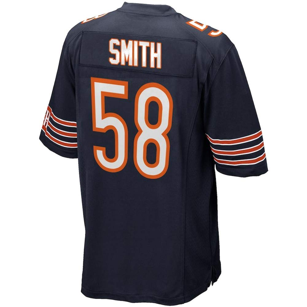 Mens//Womens//Youth Roquan/_Smith/_Navy/_Game/_Jersey Youth-M