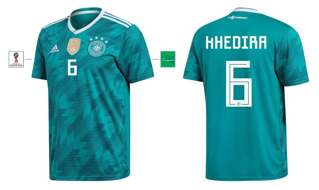 DFB Trikot Kinder WM 2018 Away - Khedira 6