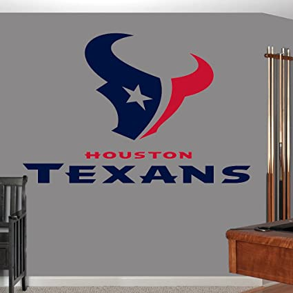 Amazon Com Houston Texans Sticker Houston Texans Sticker Houston